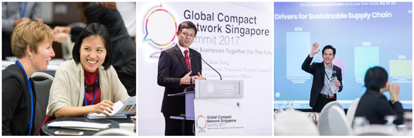 The Global Compact Network Singapore Annual Summit is back!